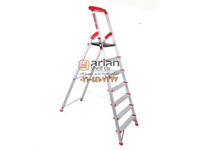 نردبان خانگی و صنعتی